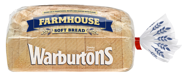 Warburtons White Farmhouse