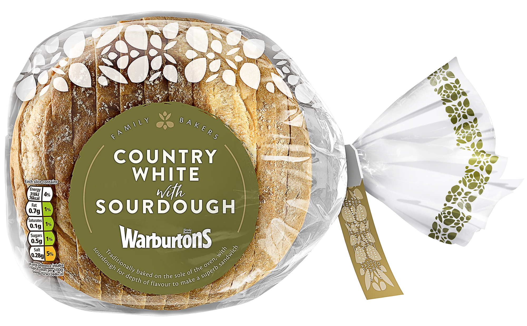 Warburtons Country White