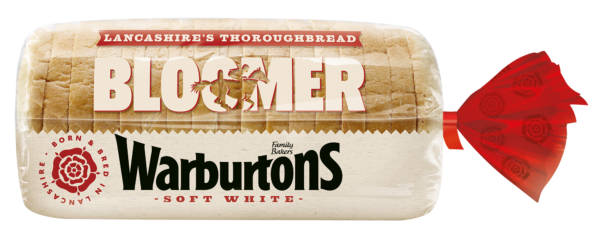 Lancashire's Thorough Bread by Warburtons