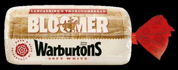Lancashire's Thorough Bread by Warburtons