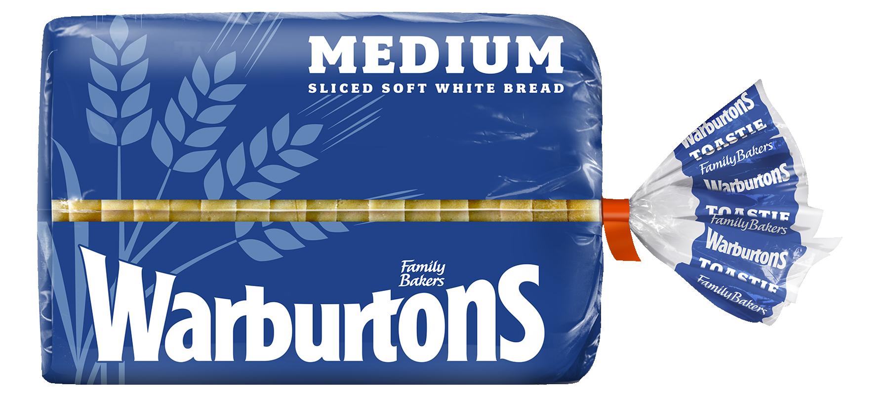 Warburtons Medium White