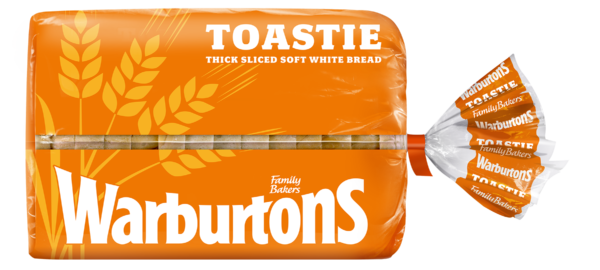 Warburtons Toastie White