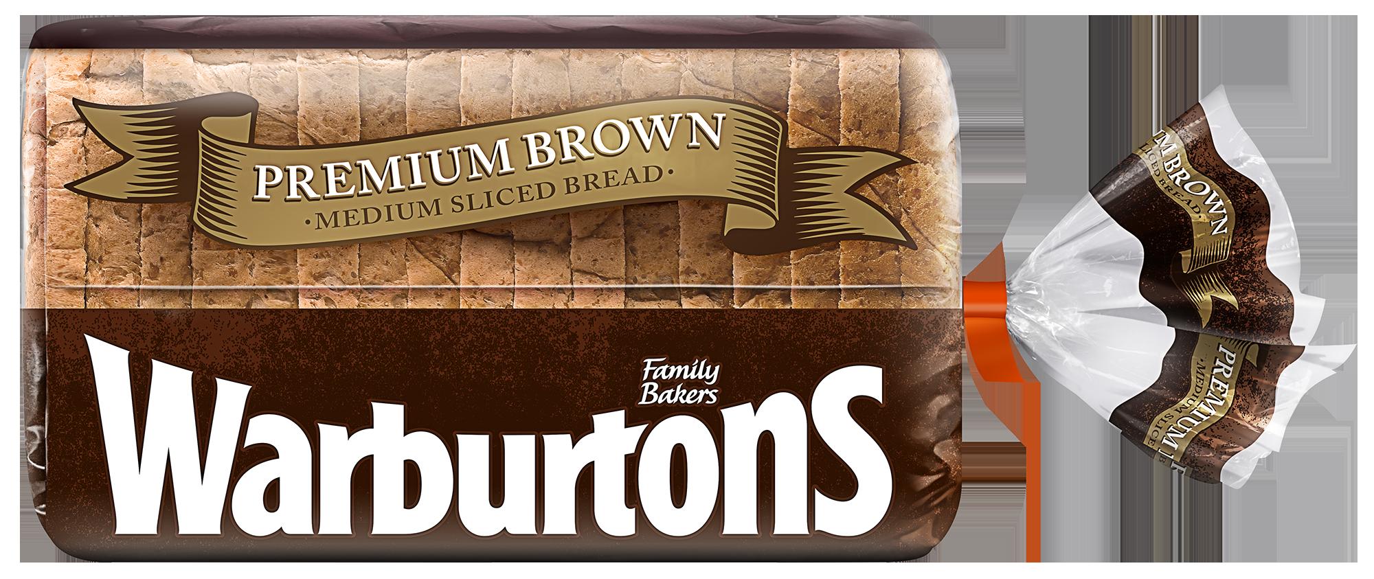 Warburtons Premium Brown