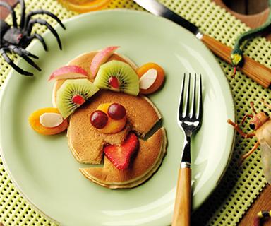 Warburtons Cheeky Monkey Pancakes