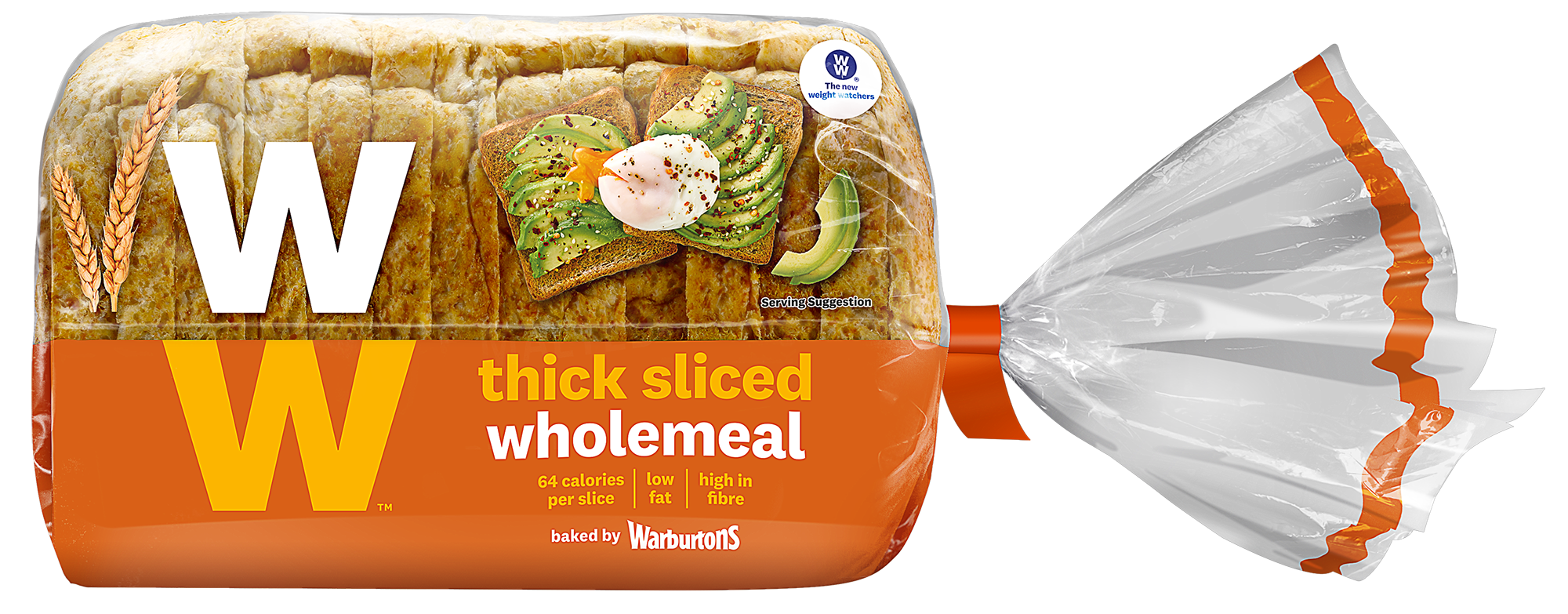 WW® Thick Wholemeal by Warburtons
