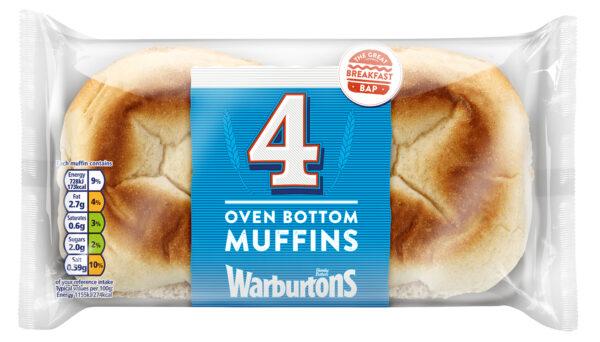 Oven bottom muffins
