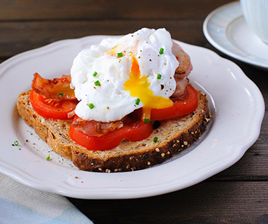 Warburtons Open Breakfast Sandwich