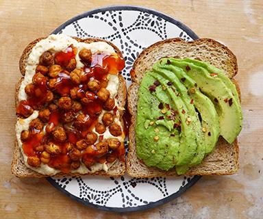 Warburtons Chickpea Protein Sandwich