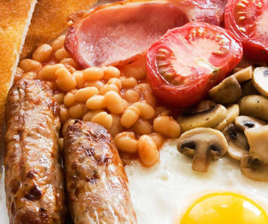 Warburtons Full English Breakfast