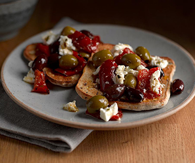Warburtons Greek Style Bruschetta