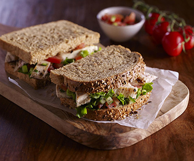 Warburtons Malted Grains and Seeds Chicken Sandwich