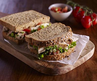 Warburtons Malted Grains and Seeds Chicken Sandwich