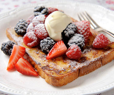 Warburtons Mixed Berry French Toast