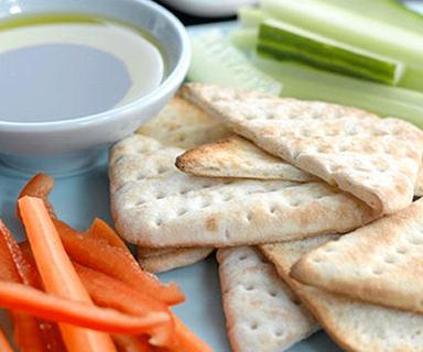 Warburtons Sandwich Thin Dipping Platter