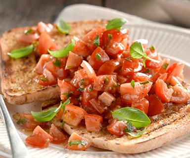Warburtons Tomato Bruschetta