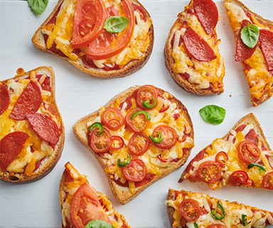 Warburtons Pizza Toast