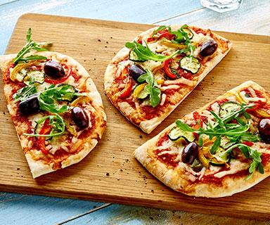 Warburtons Pitta Pizzas