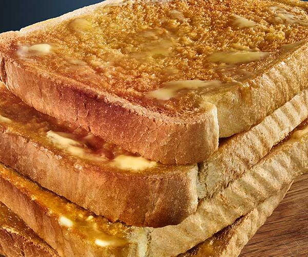 It's all about Toastie