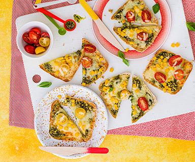 Warburtons Margarita Pizza Slices