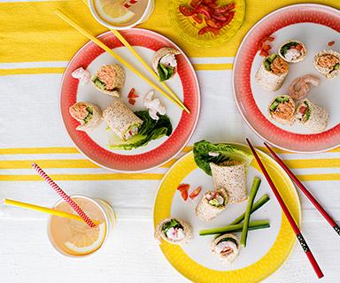 Warburtons Sushi Sandwiches